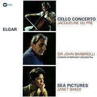 Elgar: Cello Concerto, Sea Picture - Vinilo