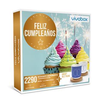 Caja regalo VivaBox Feliz cumpleaños