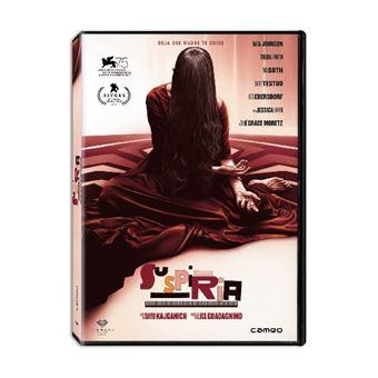 Suspiria - Blu-Ray