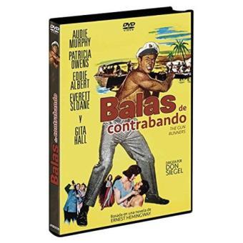 Balas de contrabando - DVD