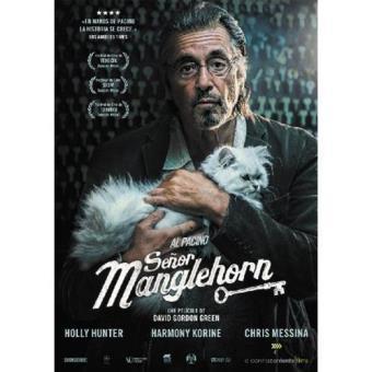 Señor Manglehorn - DVD