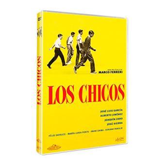 Los chicos - DVD