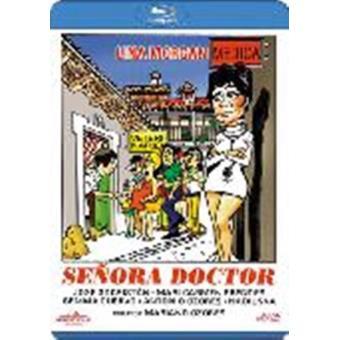 La señora doctor - Blu-Ray