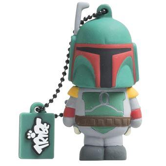 Pendrive Memoria USB 2.0 Tribe Star Wars Boba Fett 16GB