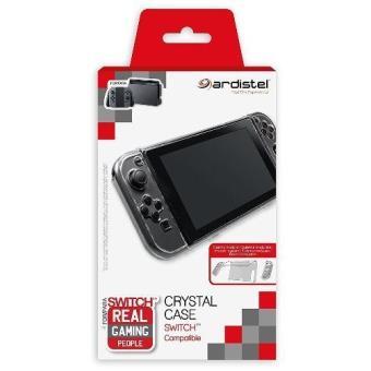 Protector pantalla Crystal Case Nintendo Switch