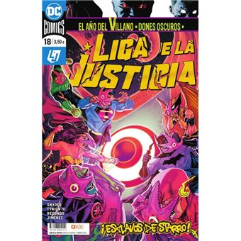 Liga de la Justicia núm. 96/18 Grapa