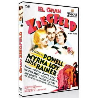 El gran Ziegfeld - DVD