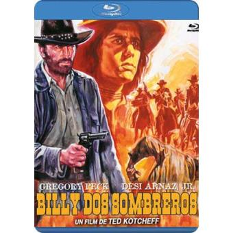Billy dos sombreros - Blu-Ray