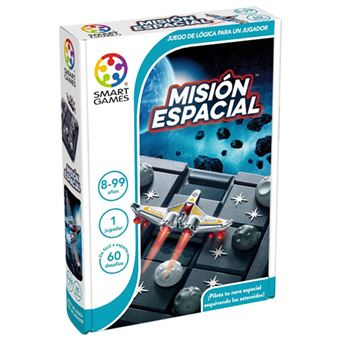Smart Games Misión Espacial