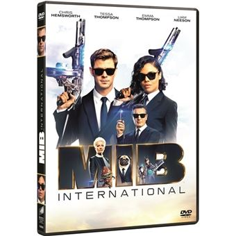 Men in Black International - DVD