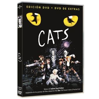 Cats Ed 2019 (El Musical) V.O.S. - DVD