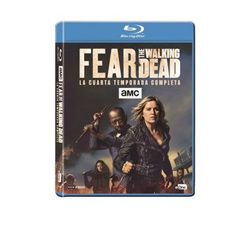 Fear The Walking Dead - Temporada 4 - Blu-Ray