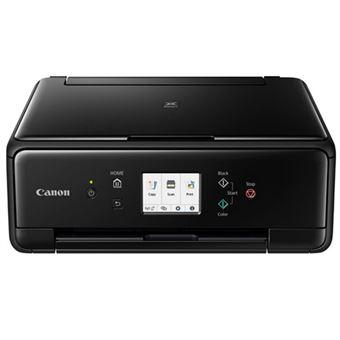 Impresora multifunción Canon Pixma TS6250 Negro