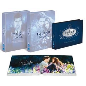 Pack Crepúsculo: La saga (Edición Twilight Forever) - DVD
