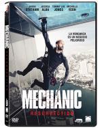 The Mechanic. Resurrection - DVD