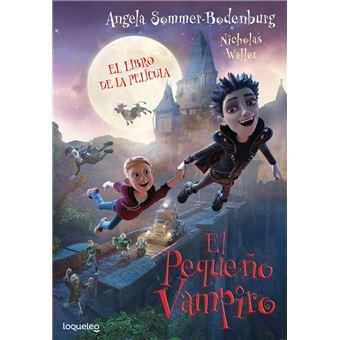 El pequeño vampiro. El libro de la película - Nicholas Waller, Angela Sommer-Bodenburg -5% en