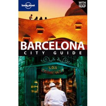 Barcelona. Lonely Planet guide