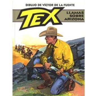 Tex. Llamas sobre Arizona