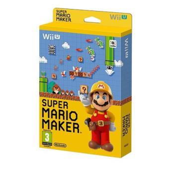 Super Mario Maker + Artbook Wii U
