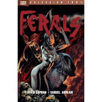 Ferals 3-100% cult comics