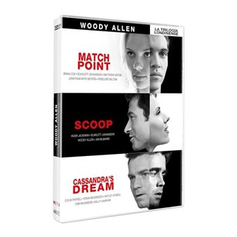 Pack Woody Allen - Trilogía londinense - DVD