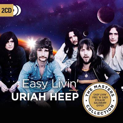 Easy Livin' - 2 CD