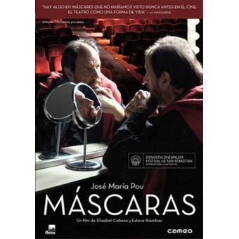 Máscaras V.O.S. - DVD