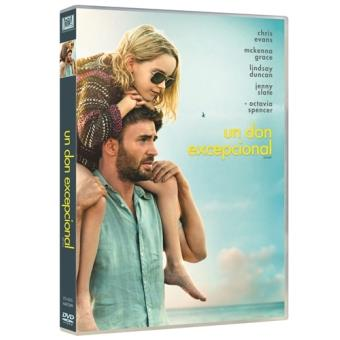Un don excepcional - DVD