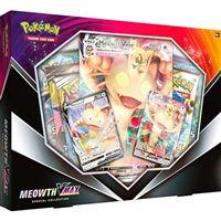 Caja Pokémon Meowth V Max Colección especial