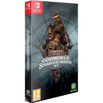 Oddworld Stranger's Wrath HD Edición Limitada Nintendo Switch