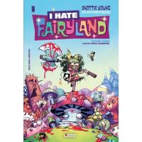 I hate fairyland 1 Loca para siempre