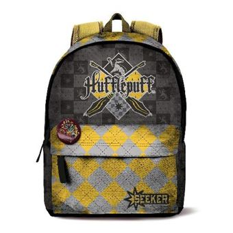 Mochila Harry Potter Quidditch Hufflepuff