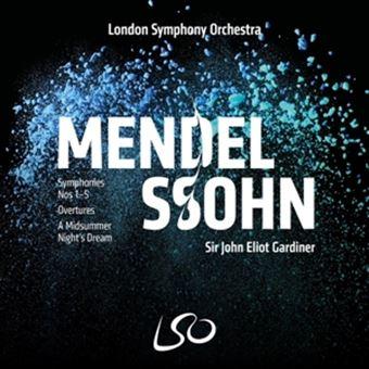 Mendelssohn - Symphonies N° 1-5 & Ouvertures