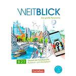 Weitblick b2.1 libro de curso y eje