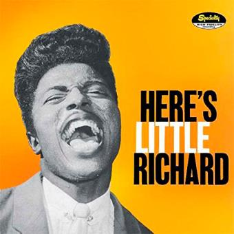 Here's Little Richard - Ed. Deluxe