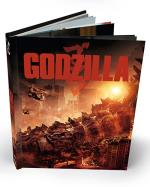 Godzilla (2014) - Blu-Ray - Digibook