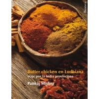 Butter chichen en Ludhiana