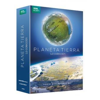 Planeta Tierra. La colección - DVD