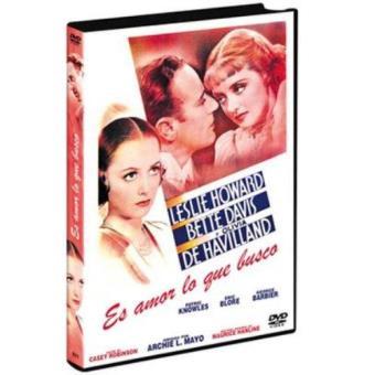 Es amor lo que busco - DVD
