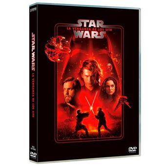 Star Wars Episodio III  La venganza de los Sith - DVD