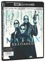 Matrix Reloaded - UHD