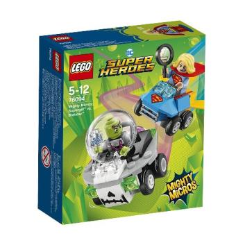 LEGO DC Supher Heroes: Mighty Micros: Supergirl vs. Brainiac