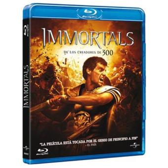 Immortals - Blu-Ray