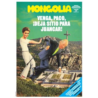 Revista Mongolia 78 - Junio 2019