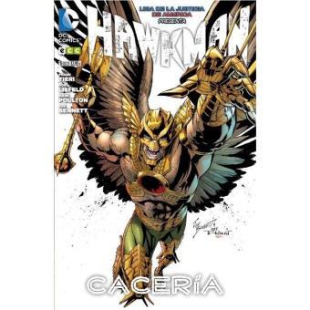 Hawkman 1 de 2. Cacería. Nuevo Universo DC