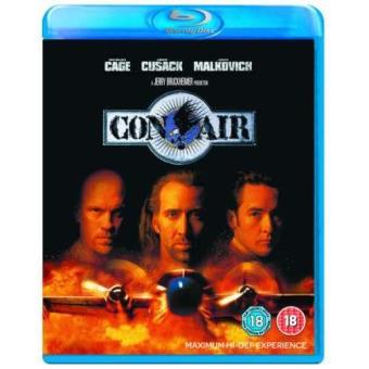 Con Air - Blu-Ray
