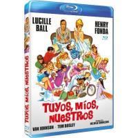 Tuyos, míos, nuestros - Blu-Ray