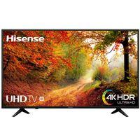 TV LED 50'' Hisense 50A6140 4K UHD HDR Smart TV