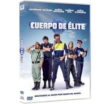 Cuerpo de élite (2016) - DVD