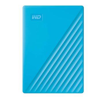 Disco duro portátil WD My Passport 2.5'' 2TB Azul